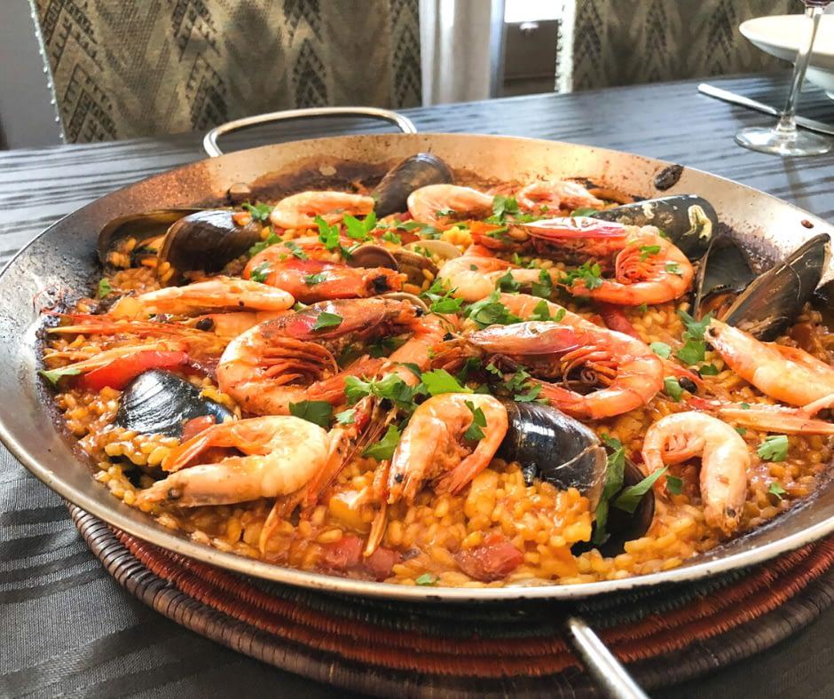 delicious-paella-dish Barcelona Attractions
