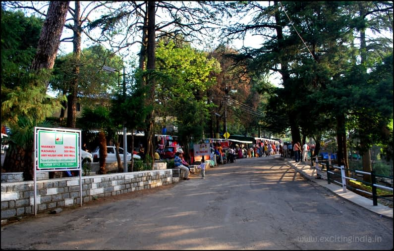 Places to Visit in Kasauli