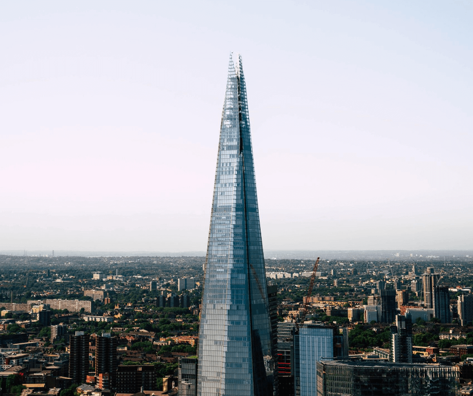 aerial-view-of-the-shard-in-london