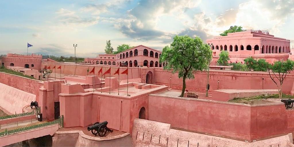 gobind garh-fort-amritsar
