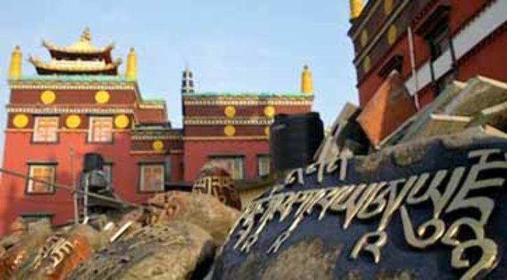 "chowgan-tibetan-colony-Bir Billing ""The Paraglider's Paradise"