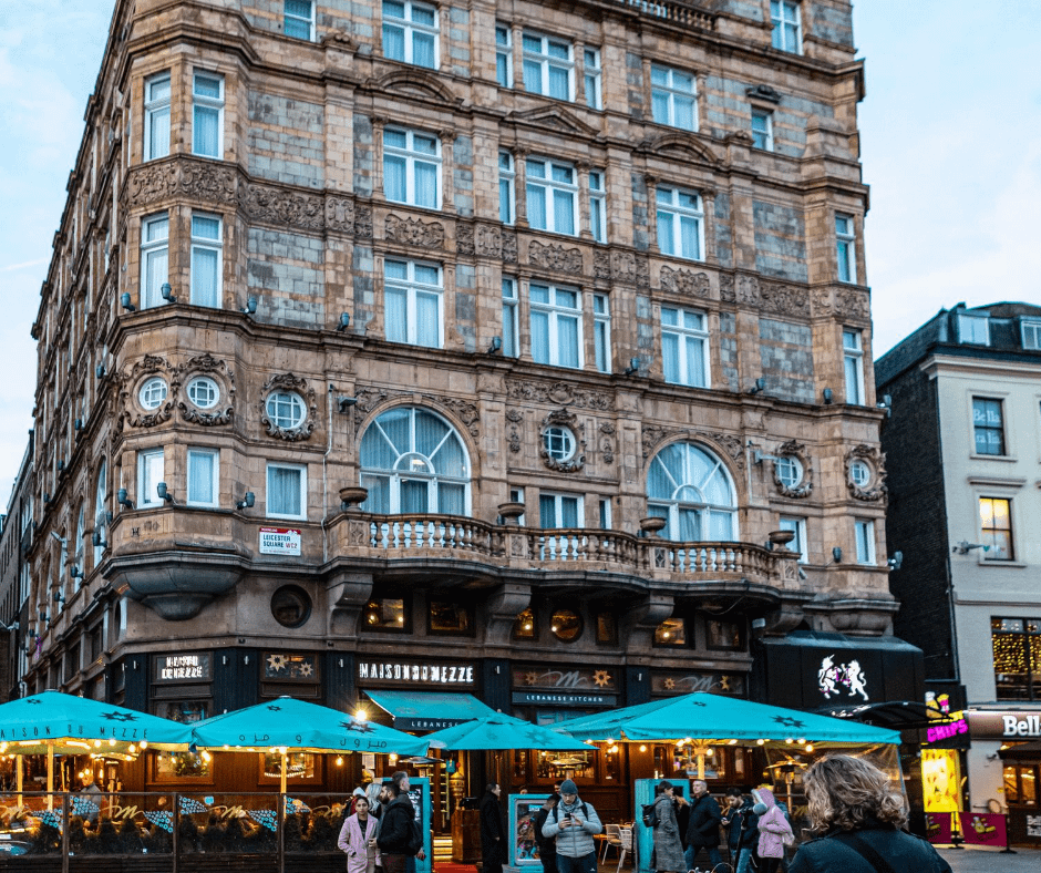 Leicester-square-in-London
