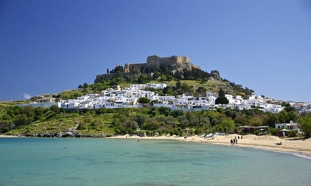 greek pslands
