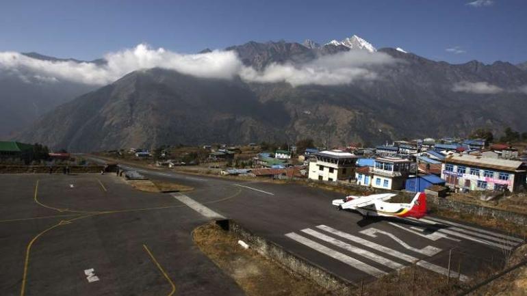 Everest Near Airport