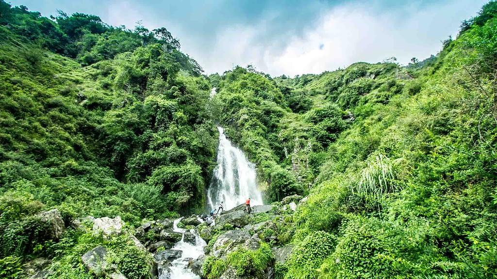 gunneher waterfall