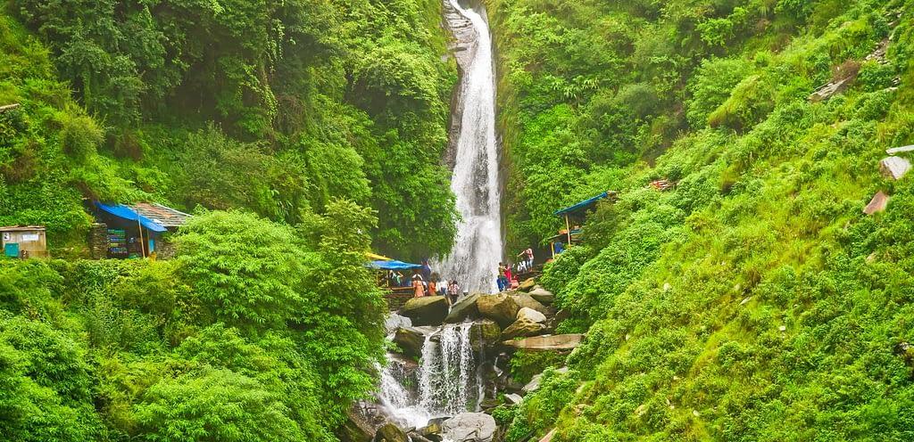Waterfalls of Mcleodganj
