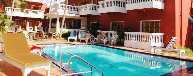 avemaria-ban-swimBudget Hotel In Goa