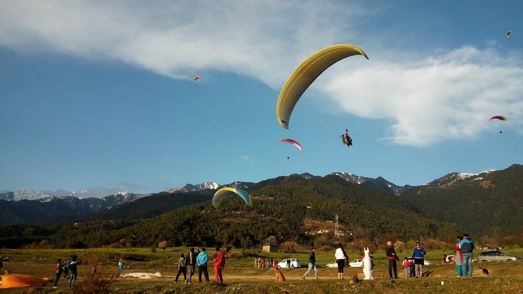 "Bir Billing ""The Paraglider's Paradise"