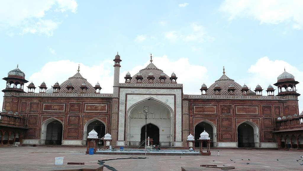 jama-masjid Agra