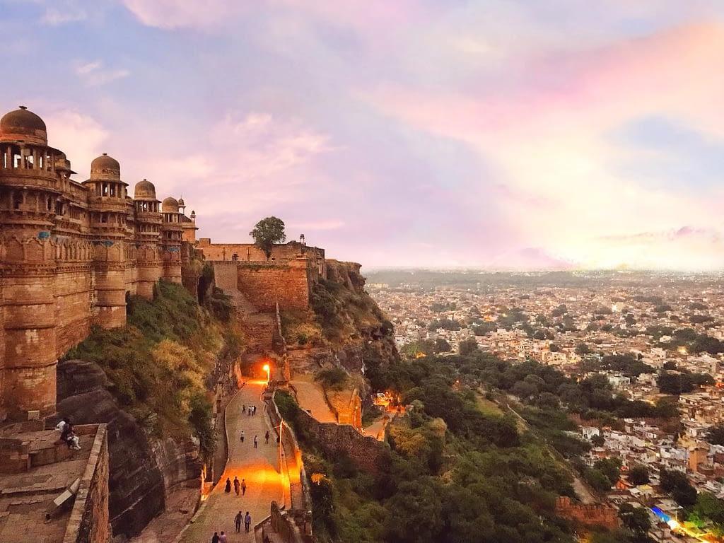 gwalior  Madhya Pradesh Tourism