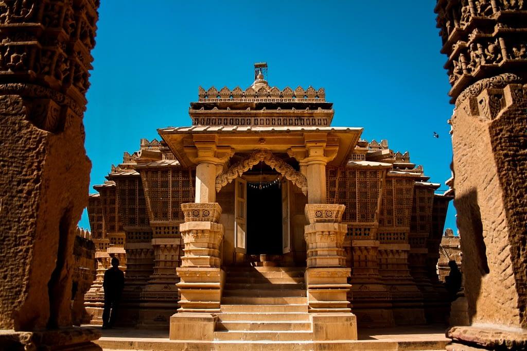 Lodurva_Temple Visit in Jaisalmer
