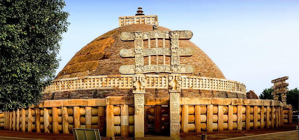sanchi stupas  Visit in Madhya Pradesh