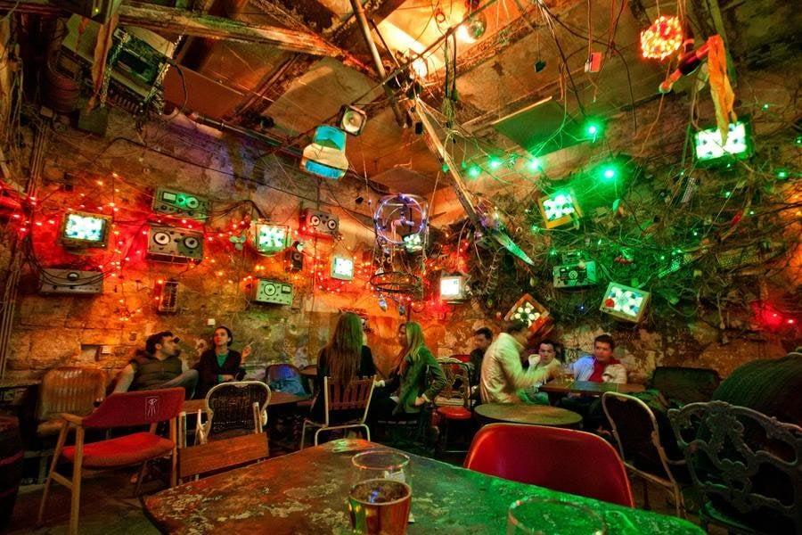 Nightlife in Budapest