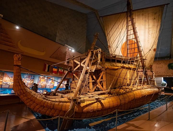 The Kon-Tiki Museum