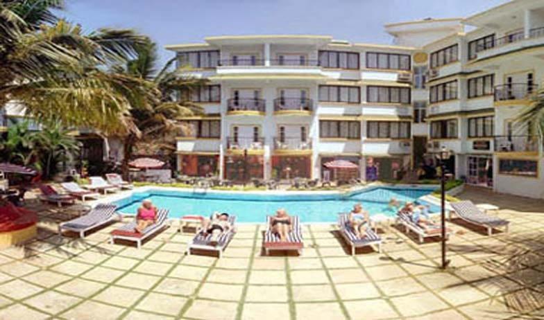 sanata monica resort goa