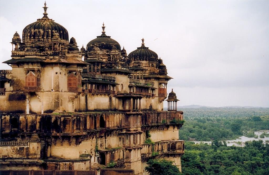 jahandir mahal Madhya Pradesh Tourism