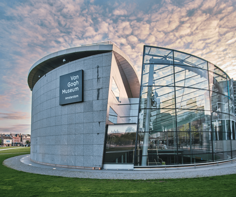 Front-view-of-the-Van-Gogh-Museum