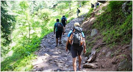 Kasol and Trek to Kheerganga