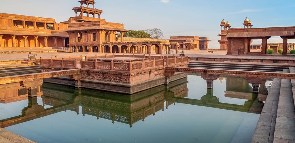Fatehpur_Sikri places to visit in Agra