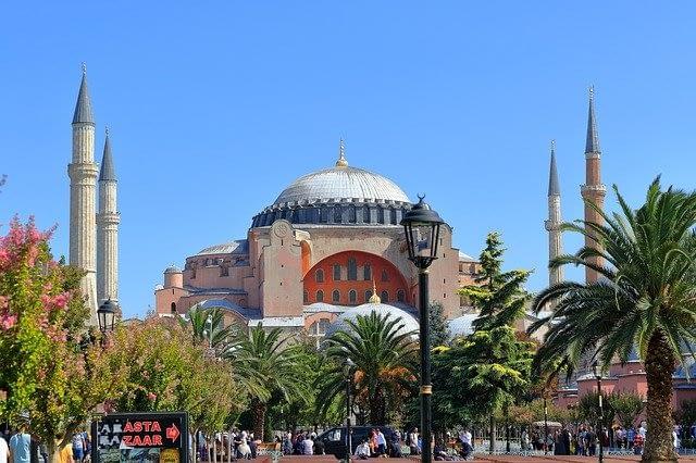 hagia-sophia istanbul