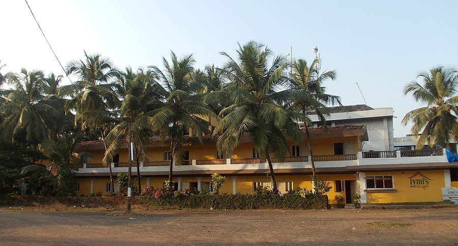 hymis cottages in goa
