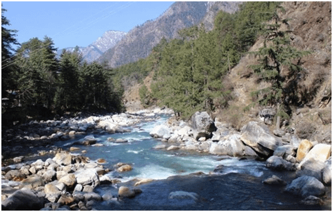 parvati river kasoal